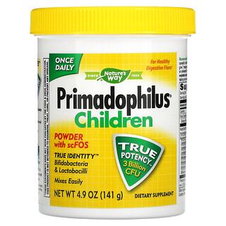 Nature's Way, Primadophilus para niños, 4.9 oz (141 g)