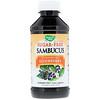Nature's Way, Sambucus, Elderberry Syrup, Sugar-Free, 4 fl oz (120 ml)