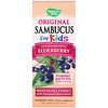 Nature's Way, Original Sambucus for Kids, Standardized Elderberry, 4 fl oz (120 ml)