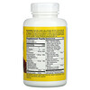 Nature's Way, Alive!, Calcium with Vitamin D3, Vitamin K2, Magnesium, 325 mg, 180 Tablets