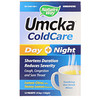 Nature's Way, Umcka, Cold Care, Day + Night, Lemon-Citrus Plus Honey-Lemon Flavors, 12 Packets (8 Day / 4 Night)
