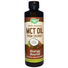 Nature's Way, MCT油(椰子提煉), 16 fl oz (474 ml)