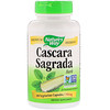 Nature's Way, Cascara Sagrada Bark, 350 mg, 180 Vegetarian Capsules