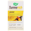 Nature's Way, Turmerich, Joint, 400 mg, 60 Plant-Based Capsules