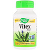 Nature's Way, Vitex Fruit、400 mg、植物性カプセル 100粒