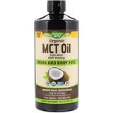Отзывы о Nature's Way, Organic MCT Oil, 30 fl oz (887 ml)