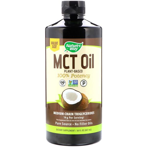 Nature's Way, MCT Oil, 30 fl oz (887 ml)