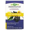 Nature's Way, Sambucus(サンブカス)、スージングホットドリンクミックス、標準化エルダーベリー、ハニーレモンベリー味、10袋、53g(1.87オンス)
