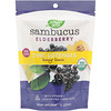 Nature's Way, Sambucus, Zinc Lozenges, Honey Lemon, 24 Lozenges