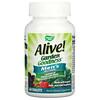 Nature's Way, Alive! Garden Goodness, Men's Multivitamin, 60 Tablets