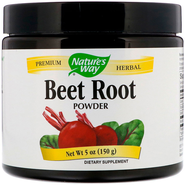 Nature's Way, Beet Root Powder, 5 oz (150 g) (Discontinued Item)