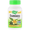 Nature's Way, Damiana, Leaves, 400 mg, 100 Vegetarian Capsules