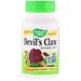 Devil's Claw, Secondary Root, 480 mg, 100 Vegetarian Capsules - изображение
