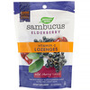 Nature's Way, Sambucus Elderberry, Vitamin C Lozenges, Wild Cherry Flavored, 24 Lozenges