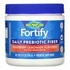 Nature's Way, Fortify™ 日常益生元纖維粉,樹莓檸檬汽水味,5.11 盎司(145 克)
