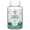 Nature's Way, Kids, Tummy Soothe, Ages 2+, Berry Blast, 60 Chewable Tablets