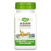 Nature's Way, Asian Ginseng, 560 mg, 50 Vegan Capsules