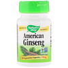 Nature's Way, American Ginseng, 550 mg, 50 Vegetarian Capsules