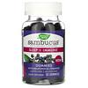Nature's Way, Sambucus, Sleep + Immune with Melatonin & L-Theanine, 50 Gummies