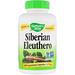 Siberian Eleuthero, 425 mg, 180 Vegetarian Capsules - изображение