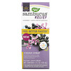 Nature's Way, Sambucus Relief, Cough Syrup, For Kids, Ages 1+, Elderberry, 4 fl oz (120 ml)