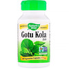 Nature's Way, Gotu Kola Herb, 475 mg, 100 Vegetarian Capsules