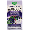 Nature's Way, Original Sambucus,Standardized Elderberry, 30 Lozenges