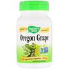 Nature's Way, Oregon Grape, 500 mg, 90 Vegetarian Capsules