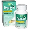 Nature's Way, Pepogest, Enteric-Coated Peppermint Oil, 60 Softgels