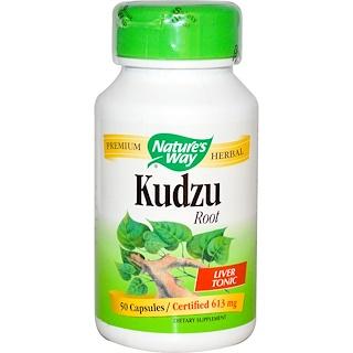 Nature's Way, Kudzu, Root, 50 Capsules
