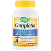 Nature's Way, Completia, Diabetic Multi-Vitamin, Iron Free, 90 Tablets