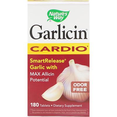 Купить Гарлицин, для сердца, без запаха, 180 таблеток