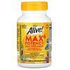 Nature's Way, Alive! Max6 Potency, мультивитамины повышенной эффективности, без добавления железа, 90капсул