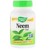 Nature's Way, Neem Leaf, 475 mg, 100 Vegetarian Capsules
