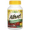 Nature's Way, Alive!, фруктовый источник витаминаС, 120вегетарианских капсул
