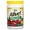 Nature's Way, Alive!, фруктовый источник витаминаC, 120г (4,23унции)