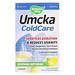 Umcka, ColdCare, успокаивающий горячий напиток, со вкусом лимона, 10 пакетиков - изображение