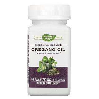 Nature's Way, Oregano Oil, 60 Vegan Capsules