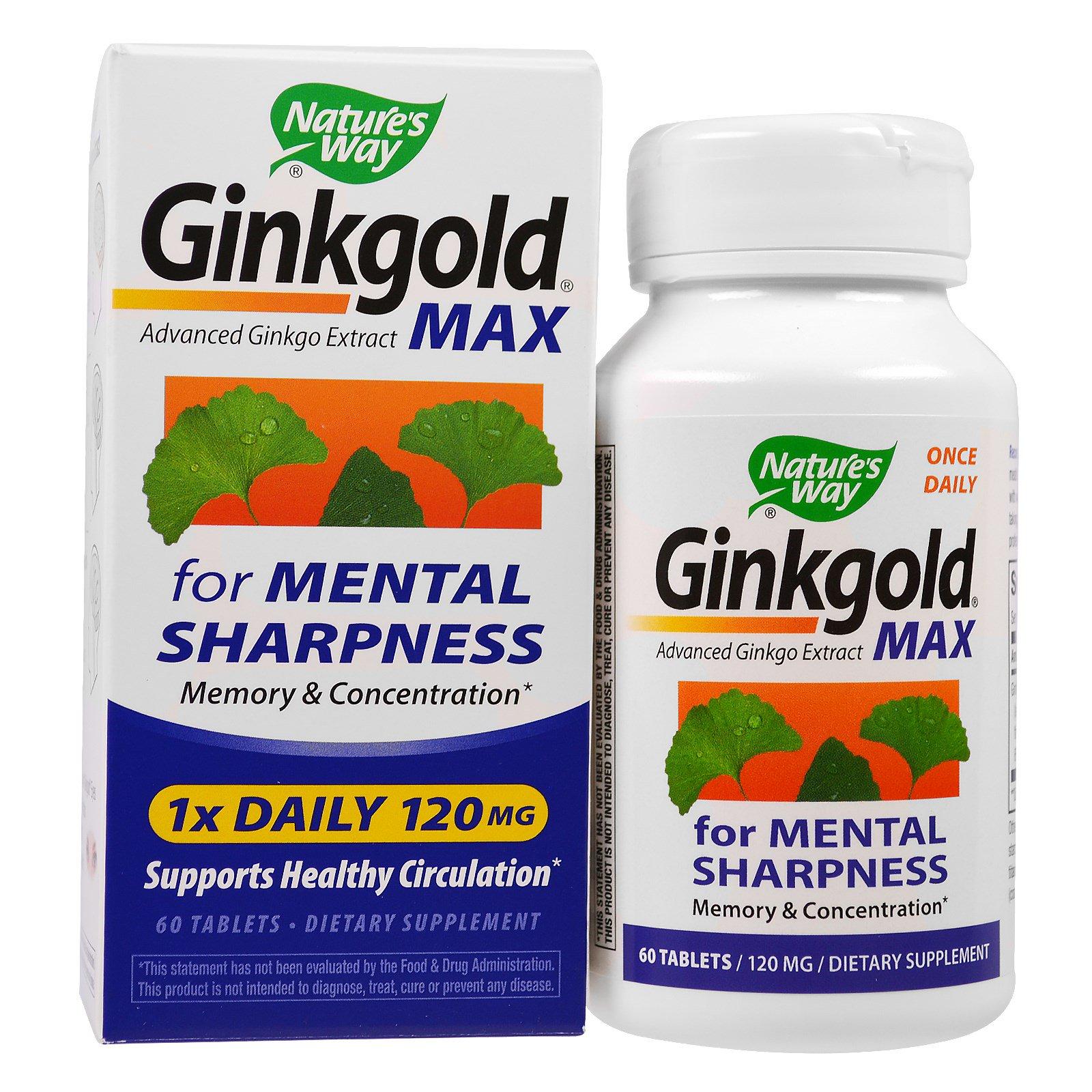 Ginkgold Max Nature Way