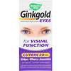 Nature's Way, Ginkgold Eyes, 60 comprimés