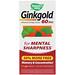 Медицинский экстракт гинкго Ginkgold, 60 мг, 150 таблеток - изображение