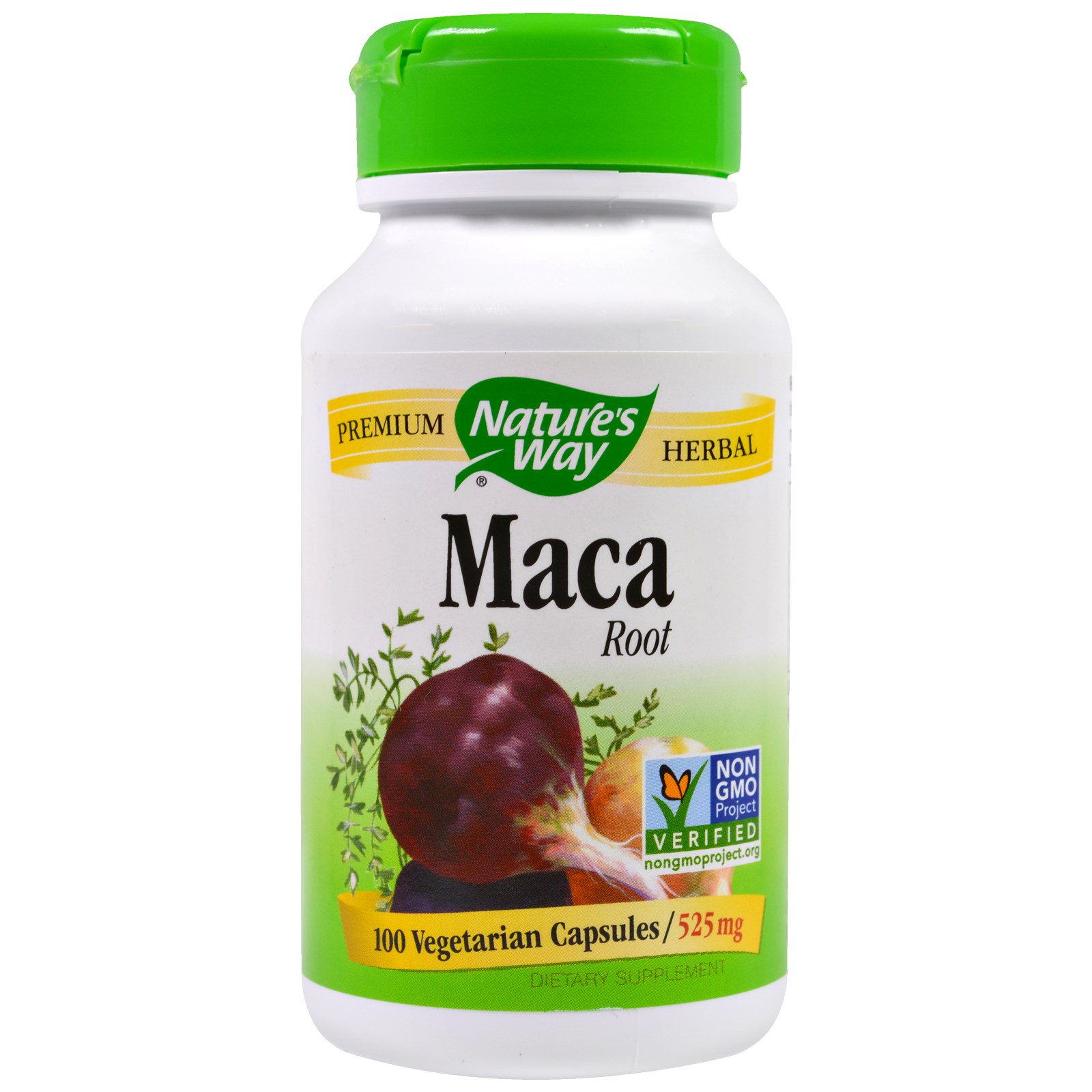 Nature S Way Maca Tablets
