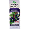 Nature's Way, Original Sambucus, Standardized Elderberry, 8 fl oz (240 ml)