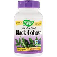 Black Cohosh, Standardized, 120 Veg. Capsules - фото