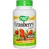 Nature's Way, Cranberry Fruit, 465 mg, 180 Veggie Caps