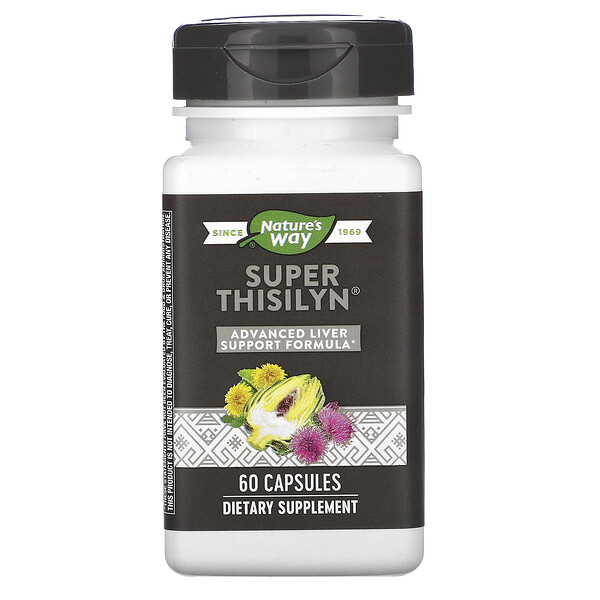 Super Thisilyn, Advanced Liver Support Formula, 60 Capsules