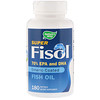 Nature's Way, Super Fisol, Fish Oil, Enteric Coated, 180 Softgels