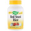 Nature's Way, Red Yeast Rice, 600 mg, 120 Vegetarian Capsules