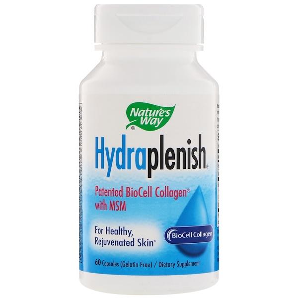 Nature's Way, Hydraplenish, 60 Capsules (Gelatin Free)
