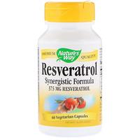 Resveratrol, 37.5 mg, 60 Vegetarian Capsules - фото